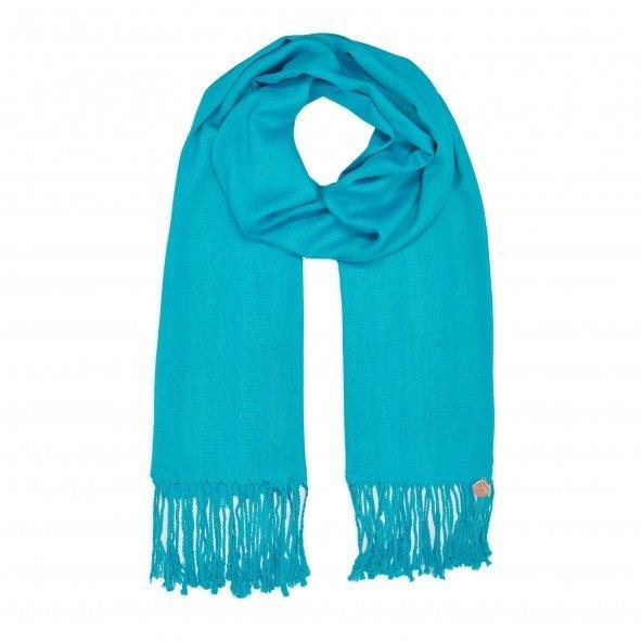 pashmina shawl turquoise