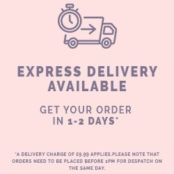 Express Delivery Available - Get your order in 1-2 days